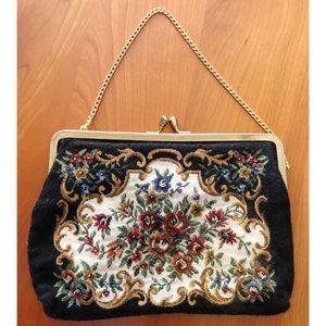 Vintage Walborg Tapestry Bag